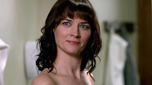 4 Supernatural Season 10 Episode 7 SPN S10E7 Girls Hannah Erica Carroll
