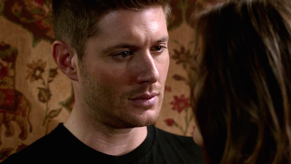 5 Supernatural Season 10 Episode 7 SPN S10E7 Girls Dean Winchester Jensen Ackles