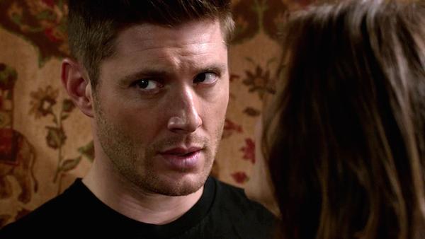 6 Supernatural Season 10 Episode 7 SPN S10E7 Girls Dean Winchester Jensen Ackles