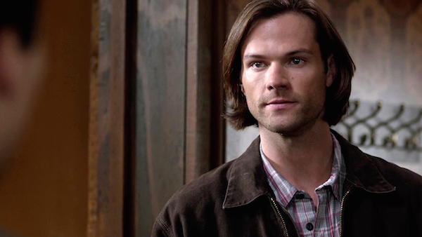 7 Supernatural Season 10 Episode 7 SPN S10E7 Girls Sam Winchester Jared Padalecki