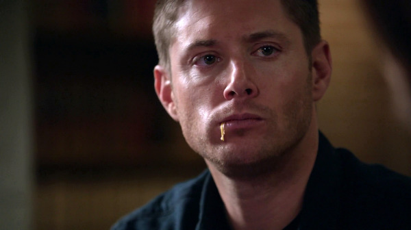 7 Supernatural Season Ten Episode Nine SPN S10E9 The Things We Left Behind Dean Winchester Jensen Ackles