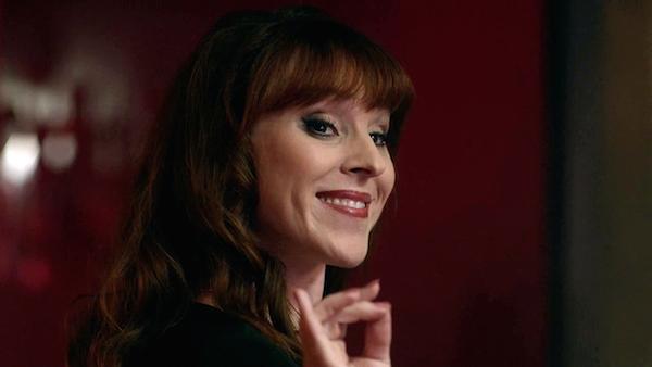 7b Supernatural Season 10 Episode 7 SPN S10E7 Girls Rowena Ruth Connell