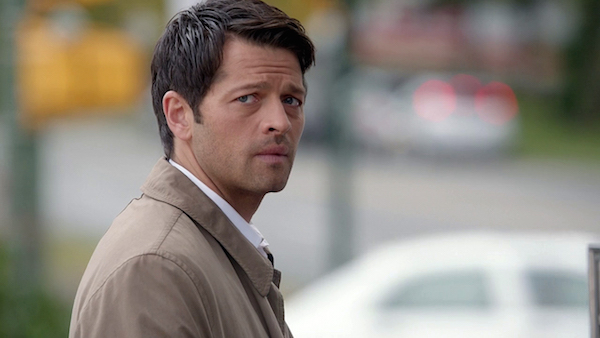 9 Supernatural Season 10 Episode 7 SPN S10E7 Girls Castiel Misha Collins