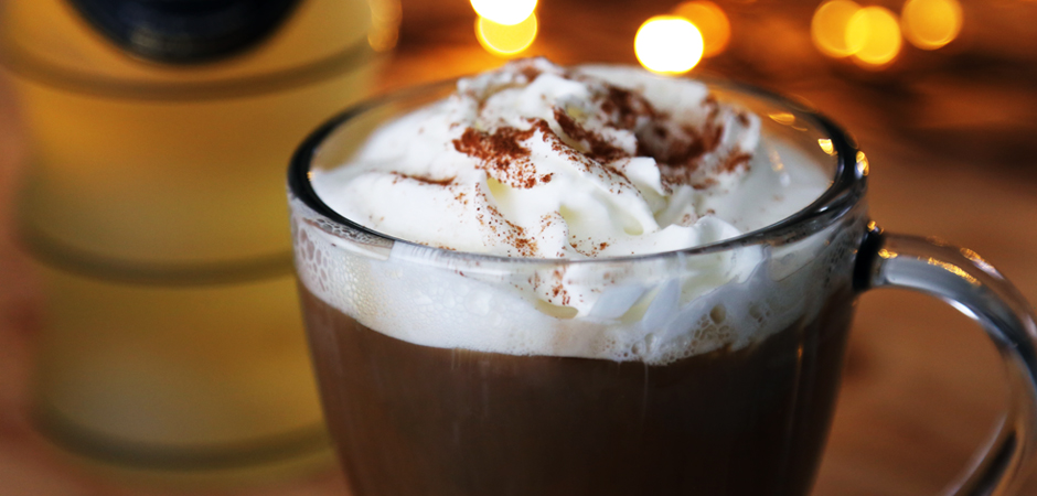 Boozy Gingerbread Latte Sweatpants and Coffee_slide