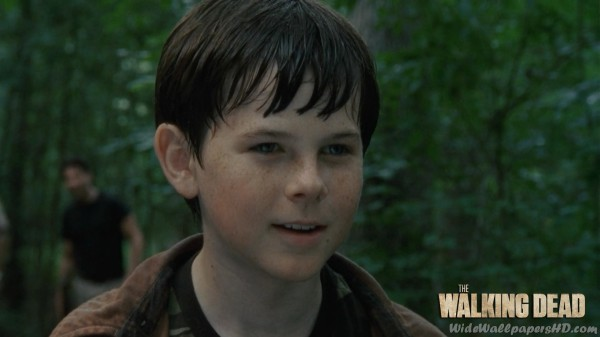 Carl Shane Walking Dead