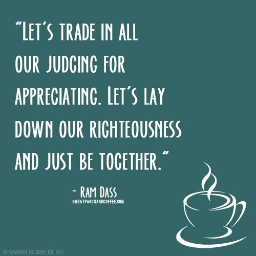 Ram Dass judgement quote_