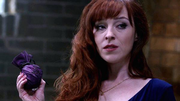 2 Supernatural Season 10 Episode 10 SPN S10E10 The Hunter Games Rowena Ruth Connell