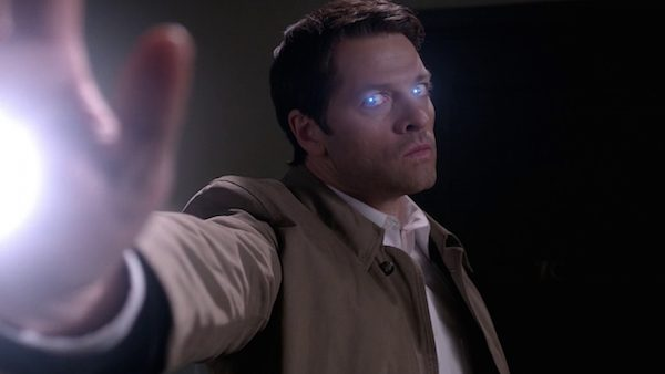 20 Supernatural Season 10 Episode 10 SPN S10E10 The Hunter Games Castiel Misha Collins