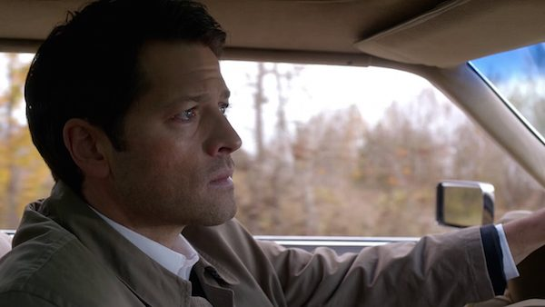 26  Supernatural Season 10 Episode 10 SPN S10E10 The Hunter Games Castiel Misha Collins