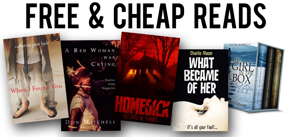 Free And Cheap Reads 1_3_15
