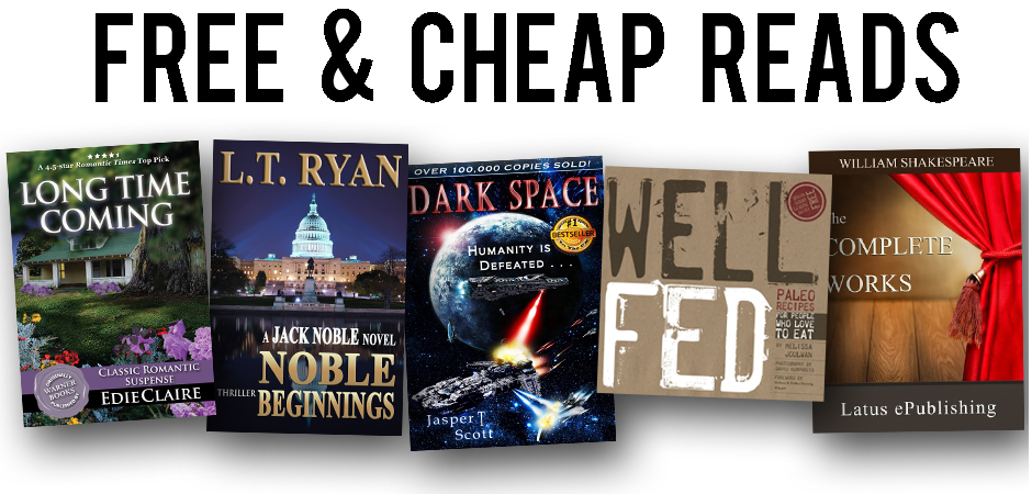 Free & Cheap Reads 1_24_15