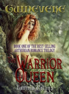 Guinivere The Warrior Queen by Lavinia Collins