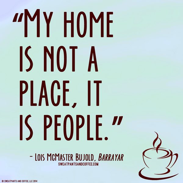 Lois McMaster Bujold Barrayar quote