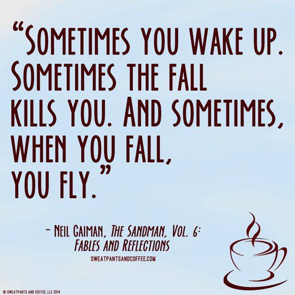 Neil Gaiman Sandman quote