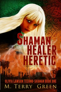 Shaman Healer Heretic by M Terry Green