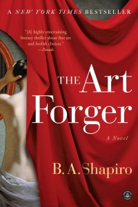 The Art Forger by BA Shapiro