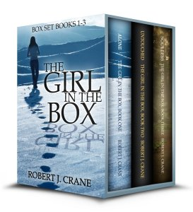 The Girl In The Box Series by Robert J Crane