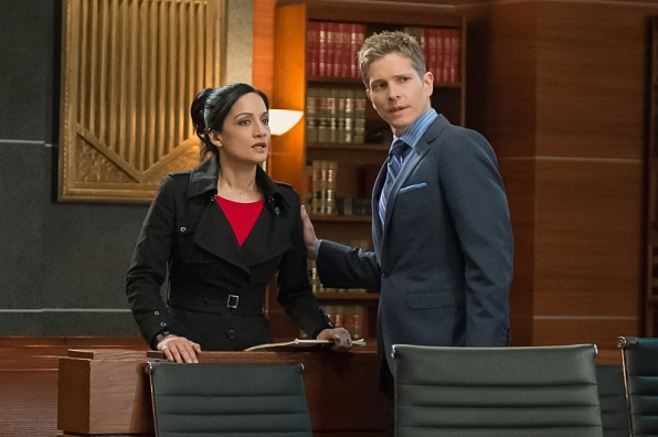 The Good Wife s6e11 Cary Agos Kalinda Sharma