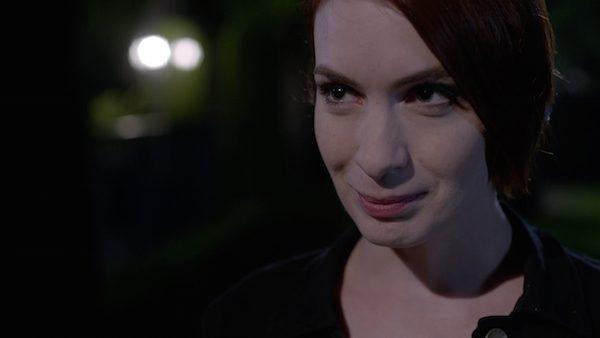 1 Supernatural Season Ten Episode Eleven SPN S10E11 There No Place Like Home Charlie Bradbury Celeste Felicia Day