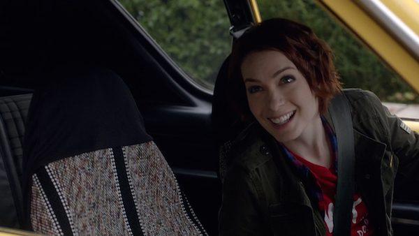 10 Supernatural Season Ten Episode Eleven SPN S10E11 There No Place Like Home Charlie Bradbury Celeste Felicia Day