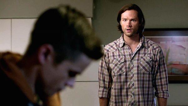 10 Supernatural Season Ten Episode Twelve SPN S10E12 About A Boy Young Dean Winchester Dylan Everett Sam Jared Padalecki