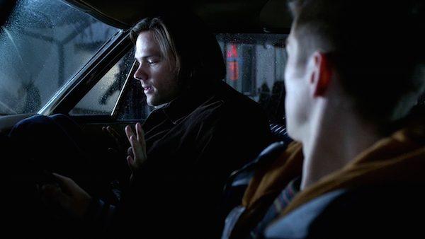 12 Supernatural Season Ten Episode Twelve SPN S10E12 About A Boy Young Dean Winchester Sam Jared Padalecki Dylan Everett
