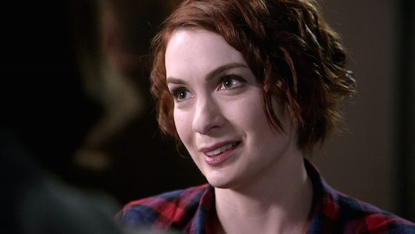 14 Supernatural Season Ten Episode Eleven SPN S10E11 There No Place Like Home Charlie Bradbury Celeste Felicia Day
