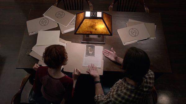 15 Supernatural Season Ten Episode Eleven SPN S10E11 There No Place Like Home Sam Winchester Jared Padalecki Felicia Day Charlie Bradbury Bunker