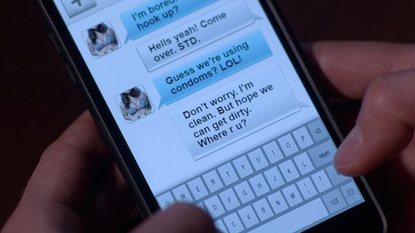 16 Supernatural Season Ten Episode Thirteen SPN S10E13 Halt and Catch Fire Gross Sexting