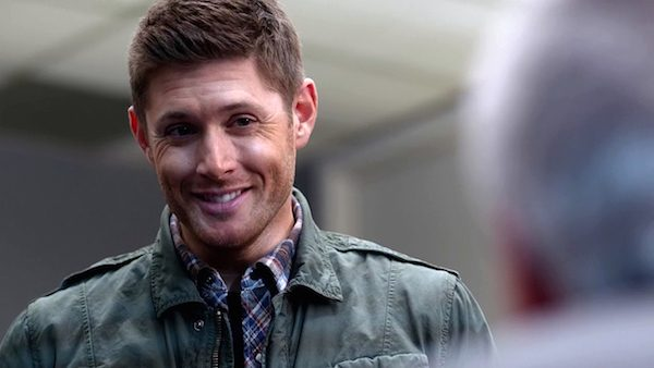 17 Supernatural Season Ten Episode Eleven SPN S10E11 There No Place Like Home Dean Winchester Jensen Ackles Smile