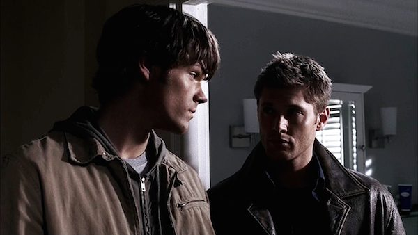 1a Supernatural Season Ten Episode Thirteen SPN S10E13 Halt and Catch Fire Sam Dean Winchester Jared Padalecki Jensen Ackles Season One S1