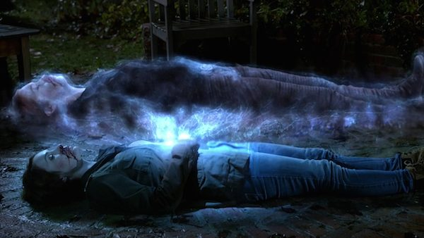 22 Supernatural Season Ten Episode Eleven SPN S10E11 There No Place Like Home Charlie Bradbury Celeste Felicia Day Dark Good