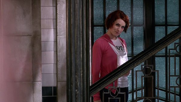 25 Supernatural Season Ten Episode Eleven SPN S10E11 There No Place Like Home Charlie Bradbury Celeste Felicia Day Bunker