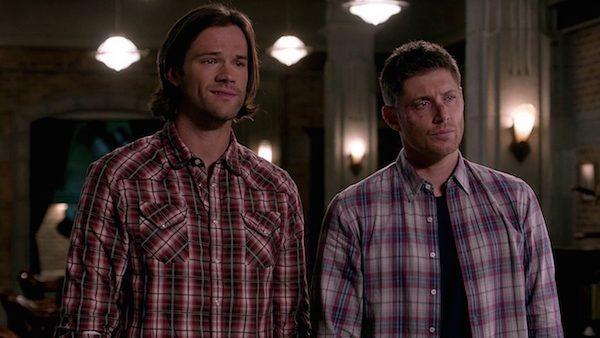 26 Supernatural Season Ten Episode Eleven SPN S10E11 There No Place Like Home Dean Sam Winchester Jared Padalecki Jensen Ackles Bunker