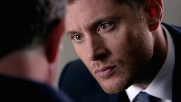 3 Supernatural Season Ten Episode Eleven SPN S10E11 There No Place Like Home Dean Winchester Jensen Ackles