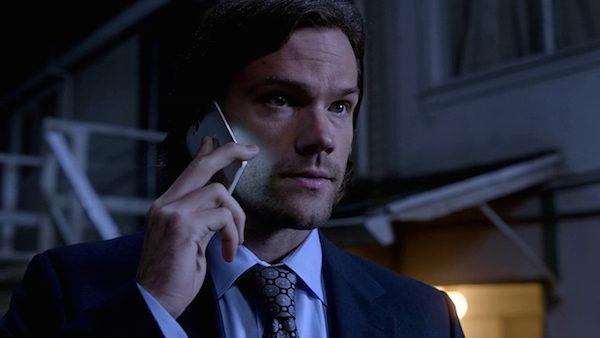 4 Supernatural Season Ten Episode Twelve SPN S10E12 About A Boy Sam Winchester Jared Padalecki