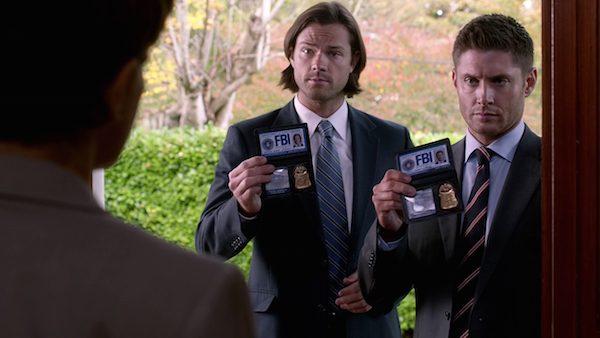 5 Supernatural Season Ten Episode Eleven SPN S10E11 There No Place Like Home Dean Sam Winchester Jared Padalecki Jensen Ackles