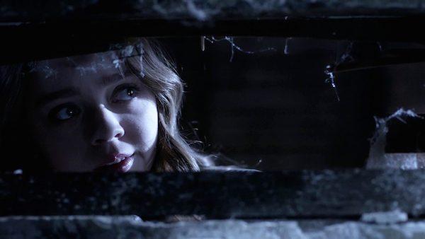 8 Supernatural Season Ten Episode Twelve SPN S10E12 About A Boy Young Tina Madeleine Arthur