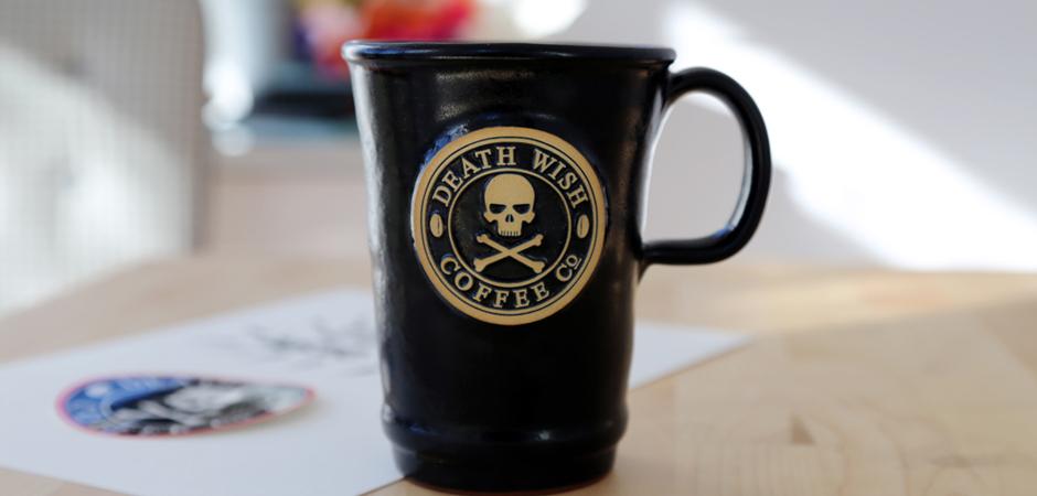 Deathwish Coffee slide