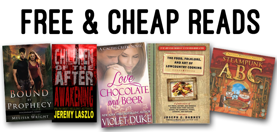 Free & Cheap Reads 220
