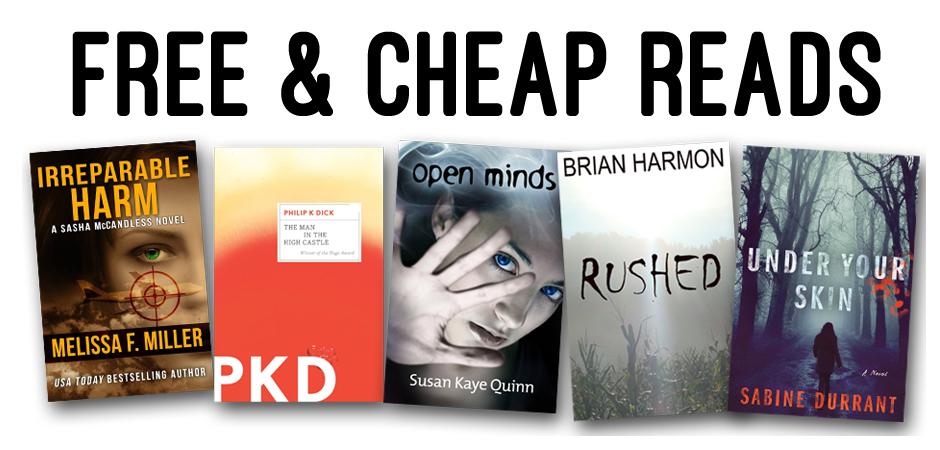 Free & Cheap Reads 2_9