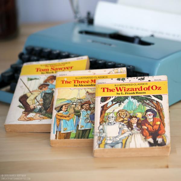 McDonald's Classic Novels 80s