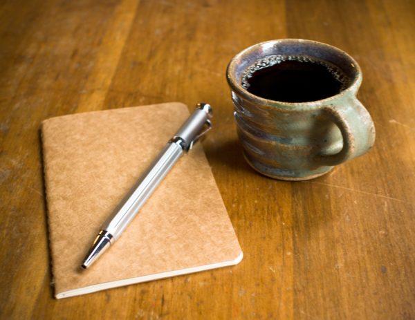 Sunday Morning Still Life by Pen Waggener