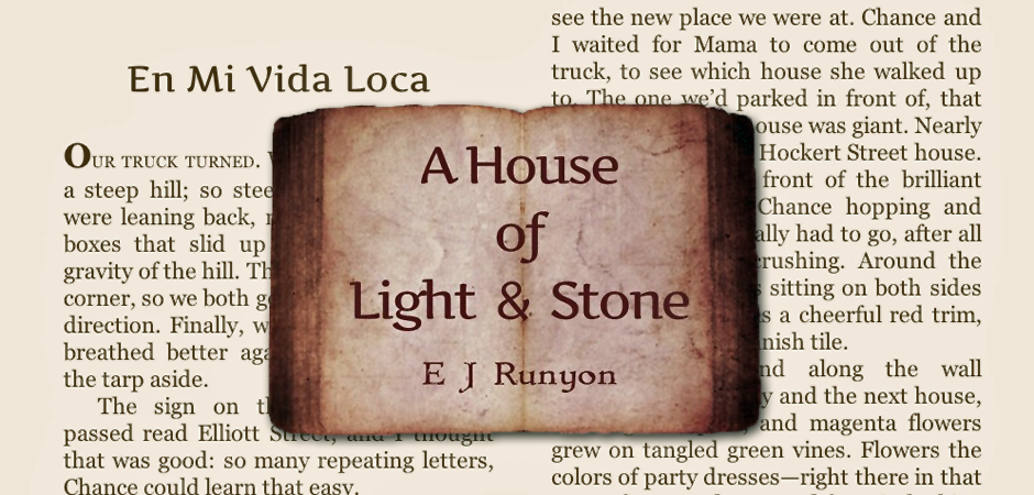 A House Of Light And Stone_