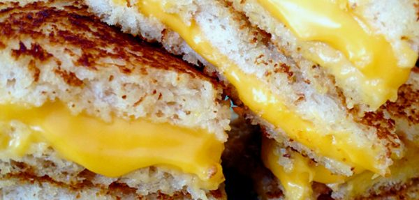 Basic Grilled Cheese_