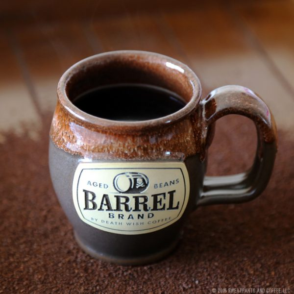 Death Wish Coffee Barrel Brand | Coffee Review