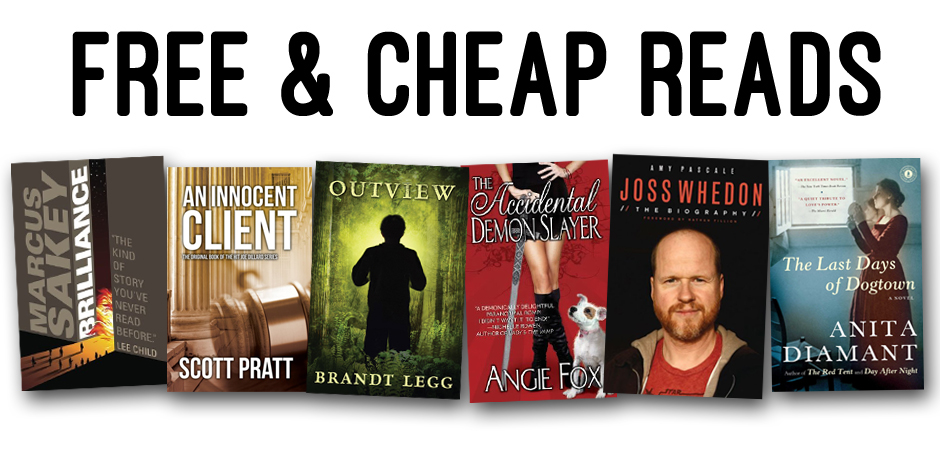 Free & Cheap Reads 3_30_15