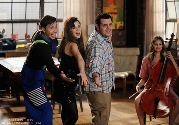 New Girl musical