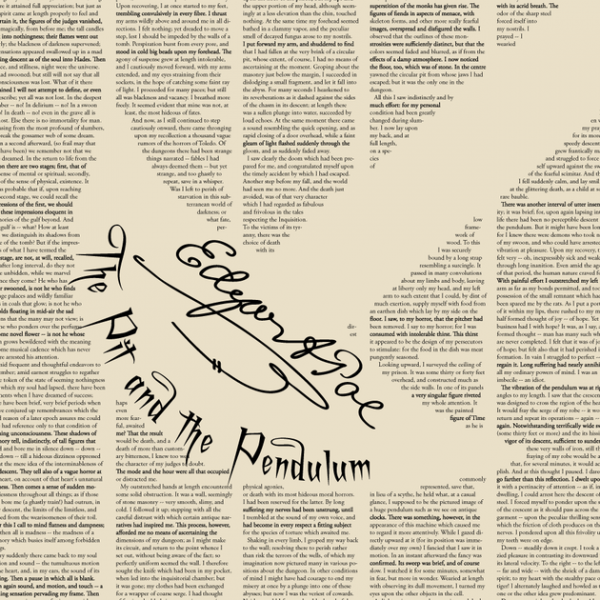 the pit and the pendulum essays