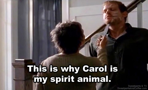 The Walking Dead s5e16 Carol